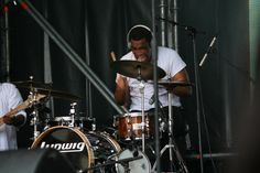Fantastische drummer.