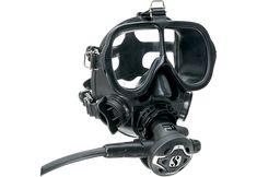 Scubapro Full Faced mask