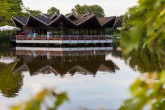 Seepavillon Westfahlenpark in Dortmund