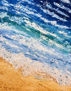 Waves, Oil, Outdoor, Outdoors, Ocean Waves, Outdoor Games, The Great Outdoors, Beach Waves, Butter