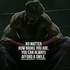 Likes, 3 Comments - Ambiton Devil Quotes, Crazy Quotes, Me Quotes, Qoutes, Motivational Quotes For Success, Great Quotes, Quotes To Live By, Inspirational Quotes, Best Joker Quotes