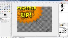 Tutorial Gimp - Video aula 01 -  Sobre a Interface
