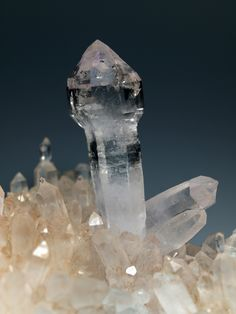 Amethyst Scepter & Quartz - Mexico