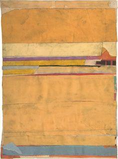 meinwelt:    Richard Diebenkorn,Untitled, 1975.