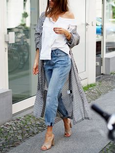 #set #fashion #kimono #cardigan #paisley #maxidress #offshoulder #hm #momjeans #denim #levis #liveinlevis #jeans #mules #halstonheritage #streetstyle #ootd #berlin #blogger #helloshopping #effortless #sophisticated #style #summer
