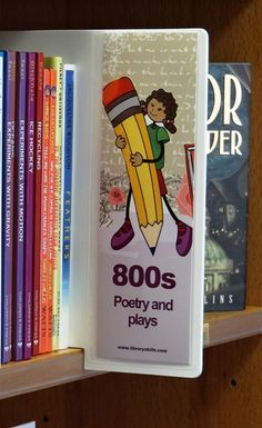 Non Fiction Shelf Signs Non Fiction Shelf Markers All your Library Signange needs available from School Library Decor, School Library Displays, Middle School Libraries, Library Themes, Elementary School Library, Library Activities, Library Ideas, School Library Lessons, Children's Library