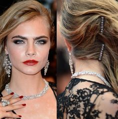 Cannes Hairstyles 2013: Best Red Carpet Hairdos | Fashion Fame