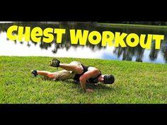 MASSIVE Chest Workout - 100 Push Up Challenge!