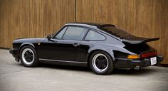 PORSCHE 911  - Before I was obsessed with the Corvette, the 911 was the car I dreamed about.