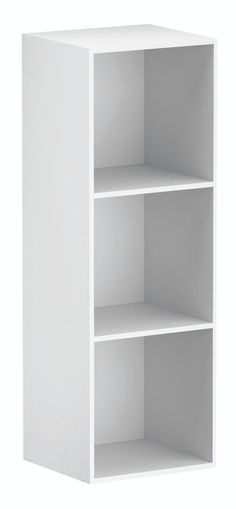 Form Konnect White 3 Cube Shelving Unit (H)1032mm (W)352mm | Departments | DIY at B&Q