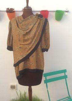 Compra il mio articolo su #vinted http://www.vinted.it/abbigliamento-da-donna/camicette-a-manica-corta/34576-maglia-camicia-anni-80-color-cammello-chiaro