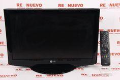 Televisor LG 19LH2000ZA E263035 En la  tienda virtual Re-Nuevo podrás elegir y comprar tu  producto de segunda mano entre una amplia exposición de impecables artículos usados a los mejores precios. Entra a verlas.