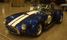 AC Cobra Replica Project Rolling Chassis 351 used for sale, Classic Roadsters Kit, Drive Train is in It has a 351 Cleveland Motor, ironmartonline Ac Cobra, My Dream Car, Dream Cars, Cobra Replica, Modern Muscle Cars, Ford Gt, Car Ford, Hot Cars, Car Pictures