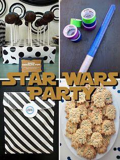 Libbie Grove Design: Star Wars Birthday Party