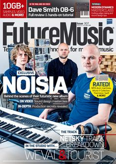 #FutureMusic 307. #Noisia in exclusive! In the studio with #Weval&Tourist.