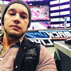 """106 Likes, 5 Comments - Baron Corbin (@baroncorbinwwe) on Instagram: """"Relaxin by the ring before crack some heads tonight.  #sdlive #EOD"""""""