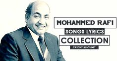 Do you guys want the Legendary Singer Mohammed Rafi's songs lyrics then you are at right place. Here we have listed all of his best... [Read More..]