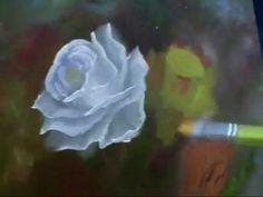 Pintando rosas   dvd aula  e só encomendar manecoaraujoartista@yahoo.com.br  www.manecoaraujo.com.br