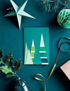 Galleri: Julekort - hurtige og hjemmelavede | Femina#slide-0