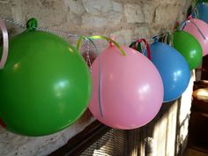 Pinterest inspired party decorations