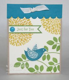 Betsy's Blossoms For You by topspin - Cards and Paper Crafts at Splitcoaststampers
