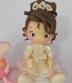 1 million+ Stunning Free Images to Use Anywhere Polymer Clay Ornaments, Cute Polymer Clay, Polymer Clay Dolls, Polymer Clay Miniatures, Polymer Clay Creations, Disney Precious Moments, First Communion Cards, Doll Face Paint, Clay Baby