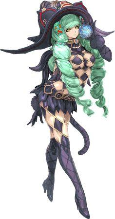 Star Ocean 5 screens and character art Female Character Design, Character Design Inspiration, Character Concept, Character Art, Dark Fantasy Art, Fantasy Girl, Star Ocean, Female Anime, Fantasy Characters