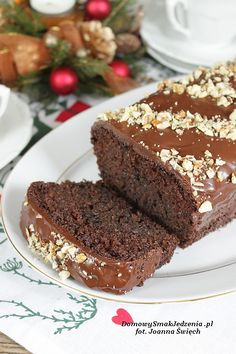 piernik_ekspres Christmas Baking, Baking Recipes, Sweet Tooth, Recipies, Food And Drink, Tasty, Sweets, Cooking, Cake