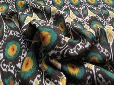 A wonderfully soft spun viscose dress fabric  Ideal for blouses and flaoty dresses or skirts  150cm wide  100% viscose  Fabric Godmothers Designer Collection are fabrics straight from your favourite designers such as Prada, Dolce & Gabbana, Burberry, Roberto Cavali and others.  They are all limited edition and only limited amounts are available. This means we can bring you luxury catwalk fabrics at an incredible price.  All of our dress fabrics are sold by the metre simply add the number ...