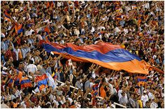 Armenia v Turkey football match