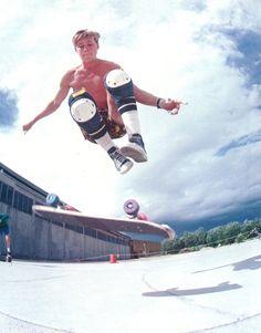 Vintage Skate Scans Rodney Mullen