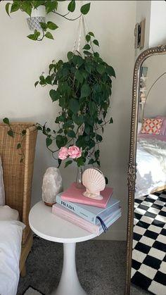 Room Ideas Bedroom, Bedroom Decor, Bedroom Inspo, Pastel Room, Indie Room, Cute Room Decor, Pretty Room, Aesthetic Room Decor, Dream Apartment