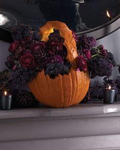 Romantic Halloween Decorations Ideas Trend 2011