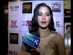 NewsX Exclusive: Supermodel - Veena Malik shares her experience on upcoming movie