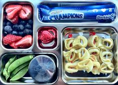Tortellini Dipper Planetbox - RachelsRandom.com #bento #vegetarian @Janet Davis Box #planetbox