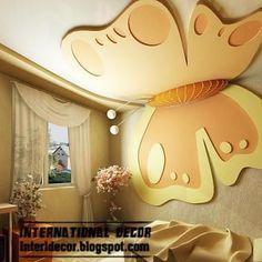 kids-room-gypsum-ceiling-design-orangebutterfly-gypsum-ceiling - 380x380px
