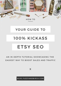 The second you started selling online, this weird thing you'd never heard of before suddenly became the center of your life. It's called SEO and you're not even 100% sure what it stands for. All you know is that you have to SEO the hell out of everything.
