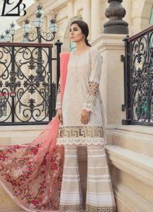 430904d083 Maria B Summer Lawn Collection 2018 | AN Fabrics Pakistani Clothes Online,  Pakistani Outfits,