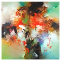 Abstract II Canvas Art