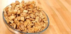 Caramel Churro Chex Mix