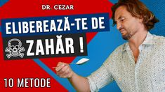 Dr Cezar: 10 metode ca sa scapi de dependenta de zahar [Aplica-le!] Diabetes, Youtube, Sport, Appliques, Diet, Deporte, Sports, Youtubers, Youtube Movies