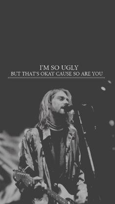 Nirvana~ In Bloom Kurt Cobain Photos, Nirvana Kurt Cobain, Nirvana Lyrics, Nirvana Art, Band Wallpapers, We Will Rock You, Rockn Roll, Music Memes, Rock Posters