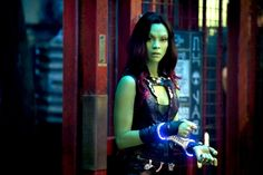 Gamora - Exclusive Guardians Of The Galaxy Stills from Empire - Imgur ...
