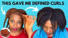 Moroccan Red Clay Powder For Hair Natural Hair Shampoo, Natural Hair Care, Natural Hair Styles, Curly Hair Growth, Curly Hair Styles, Hair Clay, Best Shampoos, Dry Hair, Locs