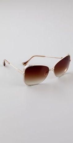 19695aa5daf3 Dita sunglasses by Mariposa Sunglasses on ShopBop. Beach Shade, Eye Frames,  Oversized Sunglasses