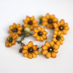 Simple Sunflowers by tooaquarius, via Flickr