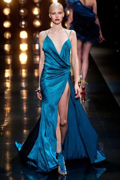 ALEXANDRE VAUTHIER COLLECTION SPRING 2014 COUTURE