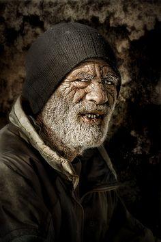 Viejo Pescador II - Old Fisherman II