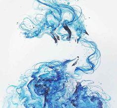 . Luqman Reza Mulyono kommt aus Indonesien und ist ein Experte für Aquarell-Motive. Seit seiner frühesten Kindheit zeichnet er. &qout;Ich malte viel lieber, als auf der Straße zu spielen. Meine Fantasie ermöglichte es mir alles zu malen, wonach mir der Sinn stand und so erschuf ich mir meine ganz eig…
