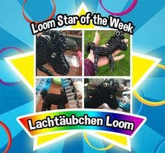Make way, all the pretty little horses have a new friend. Congratulations to Lachtäubchen Loom as our Loom Star of the Week! Ostwind may be a miniature pony, but there's nothing small about his spirit or his style. Loom on!